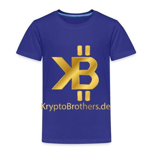 KryptoBrothers - Kinder Premium T-Shirt