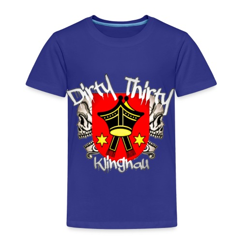 DirtyThirty - Kinder Premium T-Shirt