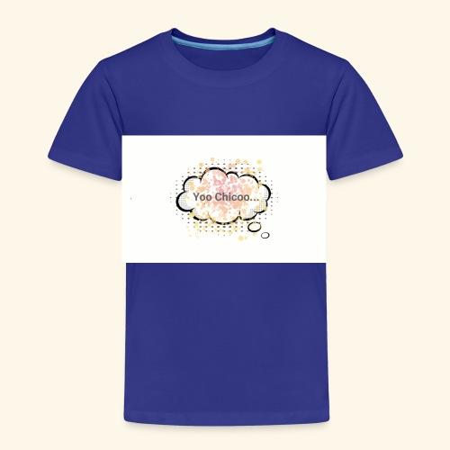 Yoo Chicoo... logo - Kids' Premium T-Shirt
