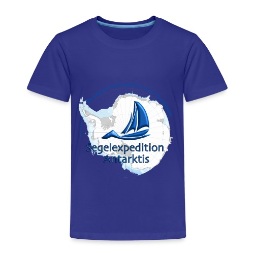 segelexpedition antarktis3 - Kinder Premium T-Shirt
