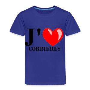 Corbie res - T-shirt Premium Enfant