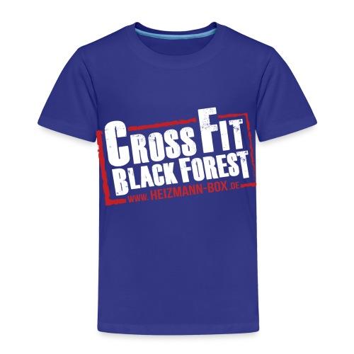 CF Black Forest Design - Kinder Premium T-Shirt