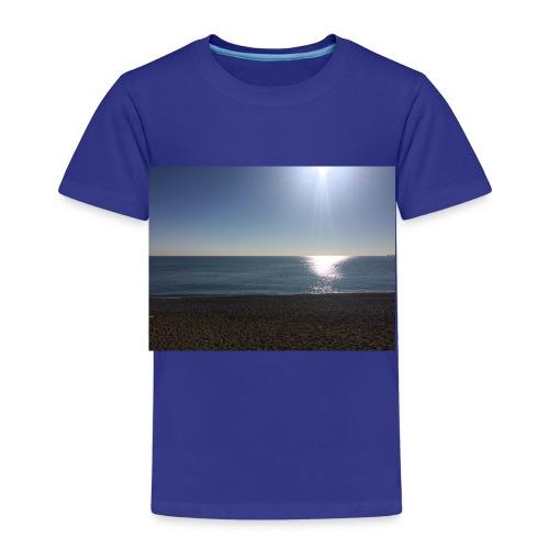 Sonne,Meer,Strand,Freiheit,Geschenk,Geschenkidee - Kinder Premium T-Shirt