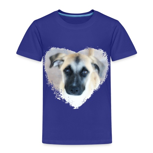 Ciqala - Ein Herz für Streuner - Kinder Premium T-Shirt