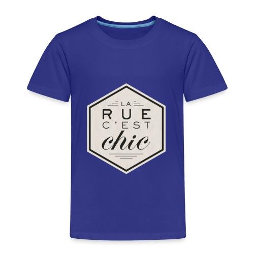 la rue c'est chic - T-shirt Premium Enfant