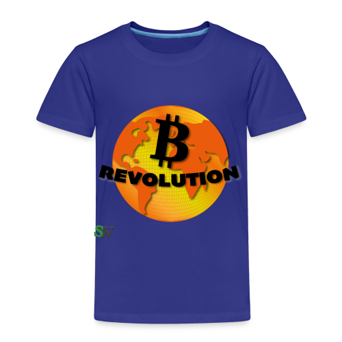 BTC Revolution - Kinder Premium T-Shirt