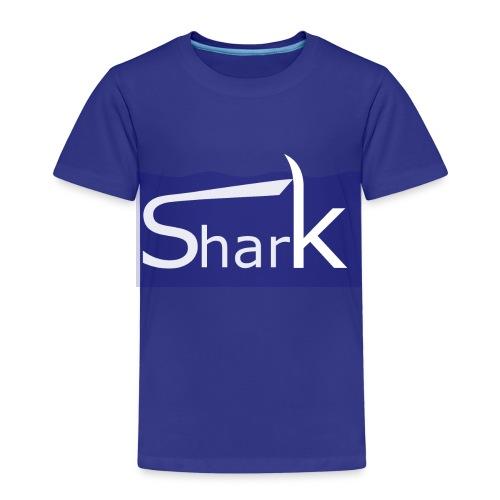 Shark fin - Kinder Premium T-Shirt