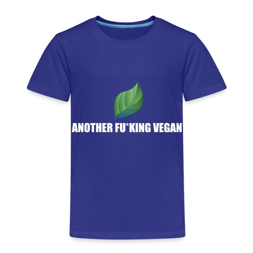 Vegan Lustig Style Lifestyle Umwelt Öko Tierschutz - Kinder Premium T-Shirt