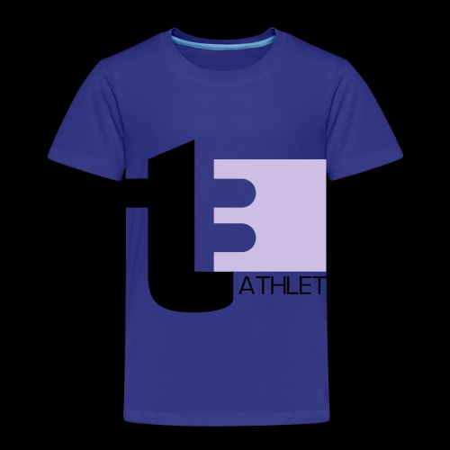 t3 Triathlet - Kinder Premium T-Shirt