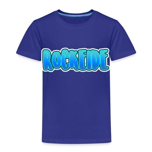 Rockeide - Premium T-skjorte for barn