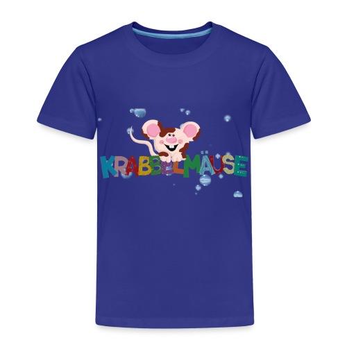 Krabbelmaeuse Andrea - Kinder Premium T-Shirt