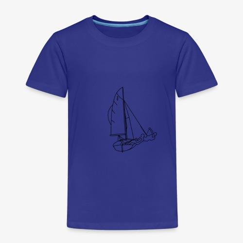 420er Segeln - Kinder Premium T-Shirt