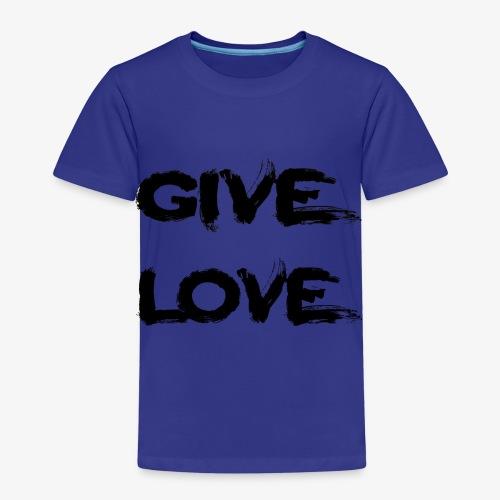 Give love - T-shirt Premium Enfant