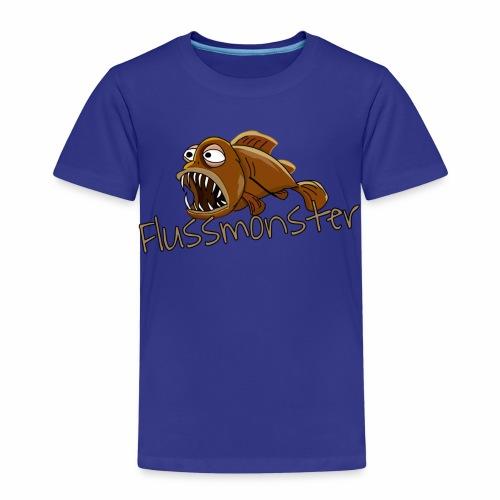 Flussmonster - Kinder Premium T-Shirt
