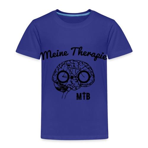 Meine Therapie: MTB - Kinder Premium T-Shirt
