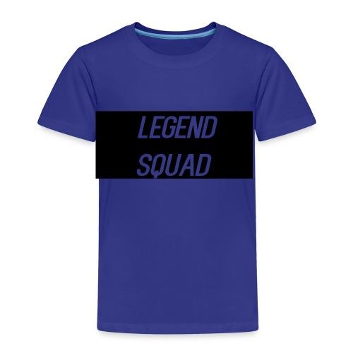 Legend Squad Logo - Kids' Premium T-Shirt