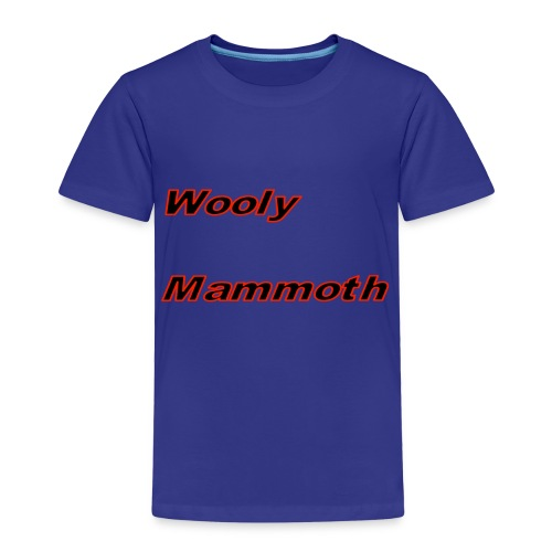 Wooly Mammoth - Kids' Premium T-Shirt