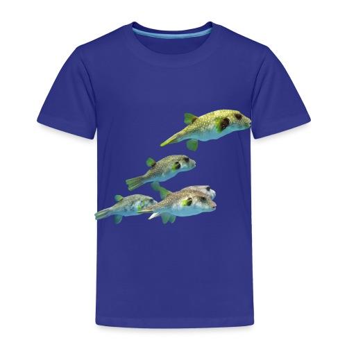 Fische - Kinder Premium T-Shirt
