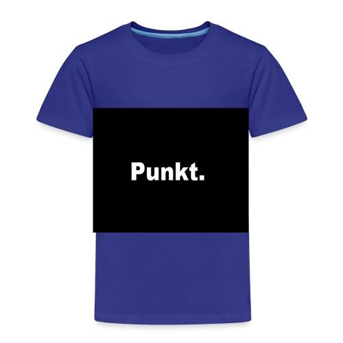 Punkt - Kinder Premium T-Shirt