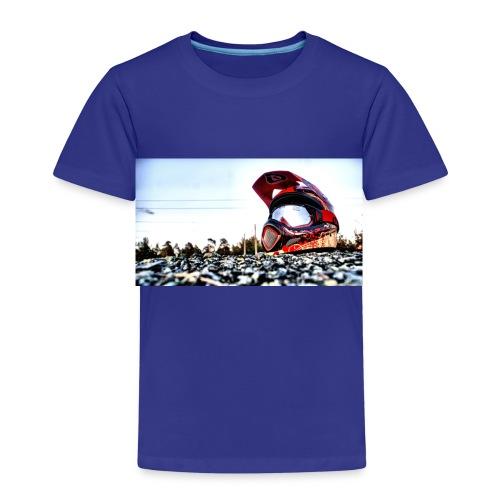 wallpaper casque - T-shirt Premium Enfant