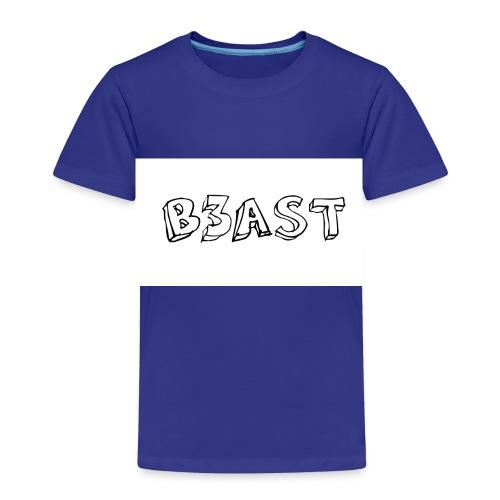B3AST Mouse Pad - Kids' Premium T-Shirt