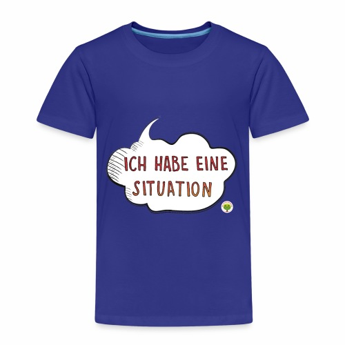 Ich habe eine Situation - Kinder Premium T-Shirt