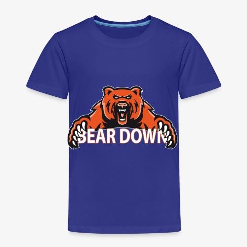 Bear down - Kinder Premium T-Shirt