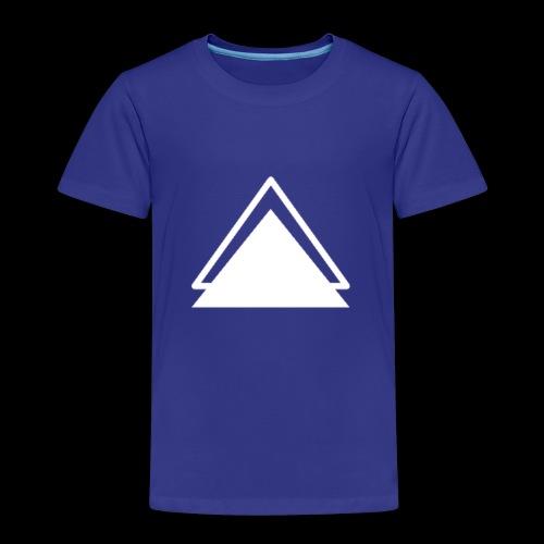 Triangulos luxior - Camiseta premium niño