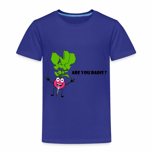 Are you radis ? - T-shirt Premium Enfant
