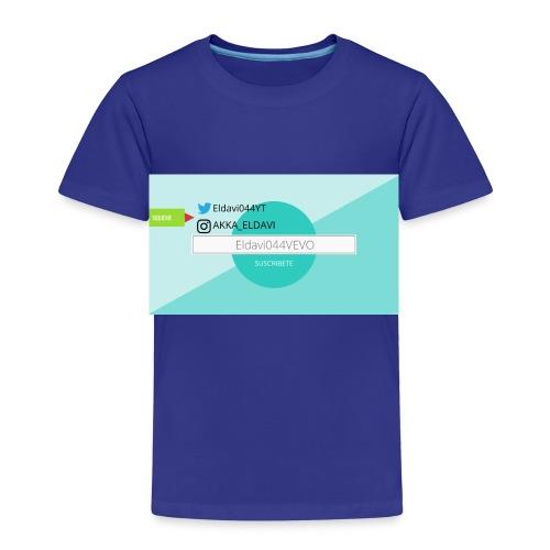 ELDAVI044 - Camiseta premium niño