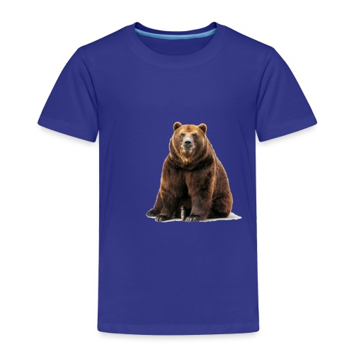 Bär - Kinder Premium T-Shirt