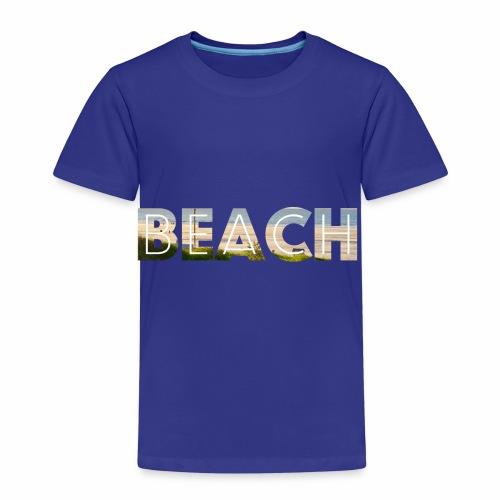 BEACH - Kinder Premium T-Shirt