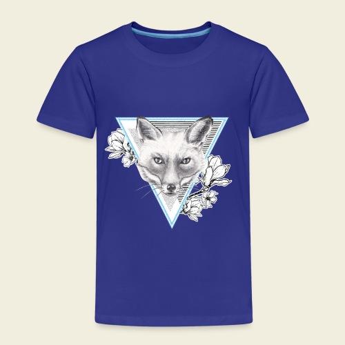 Frühlings-Fuchs - Kinder Premium T-Shirt