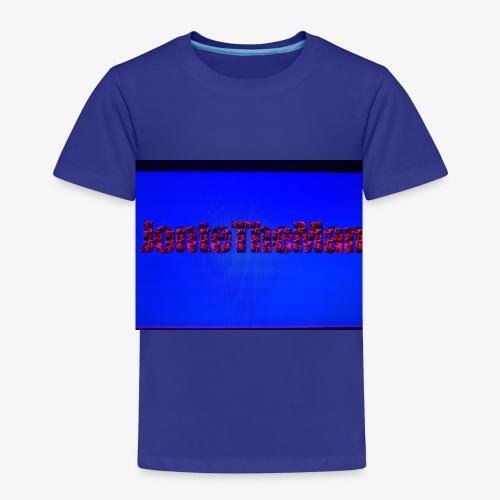 JonteTheMan - Premium-T-shirt barn