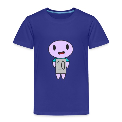 ahhhh ten on a t-shirt - Kids' Premium T-Shirt
