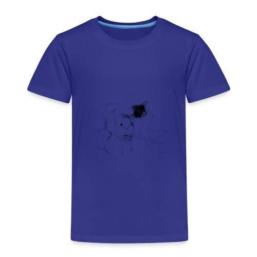 la belleza abstracta - Camiseta premium niño