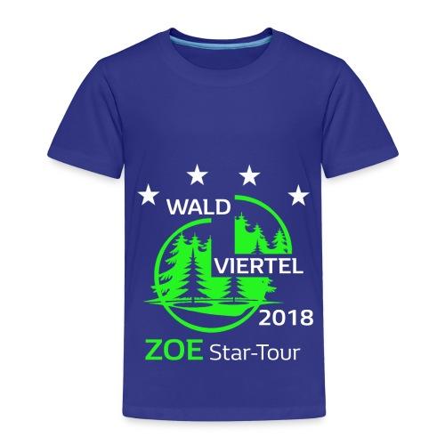 ZOE Treffen Waldviertel 2018 - Kinder Premium T-Shirt