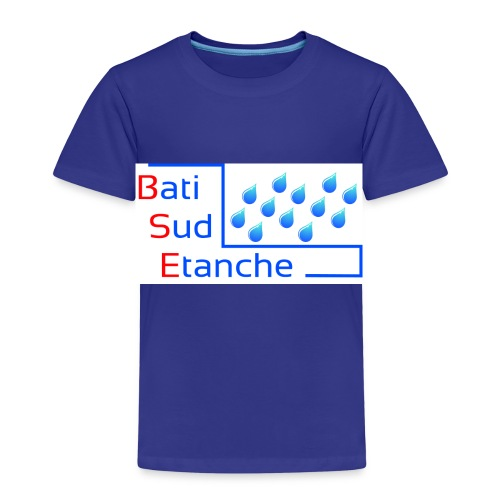 bati sud etanche logo Copie - T-shirt Premium Enfant