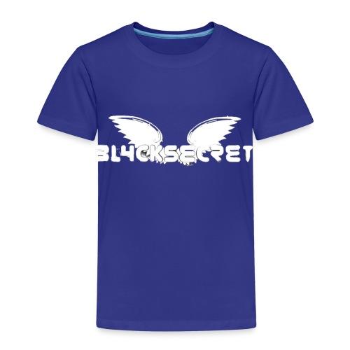 Bl4ckSecret neue Kollektion - Kinder Premium T-Shirt