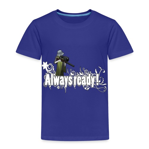 Always ready my friends ! - Kids' Premium T-Shirt