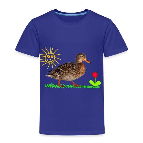 Ente - Kinder Premium T-Shirt