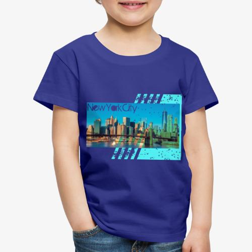 New York City - Camiseta premium niño