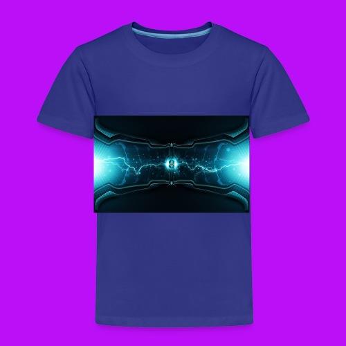 lightning cell - Kids' Premium T-Shirt