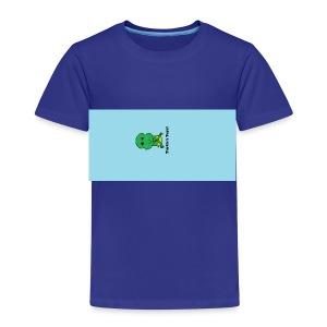 Women's Short - Sleeved Top with Turtle Design - Kids' Premium T-Shirt
