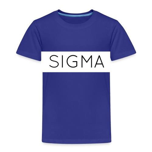 SIGMA - Kids' Premium T-Shirt