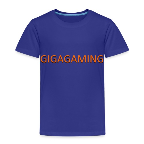 GIGAGAMING - Børne premium T-shirt