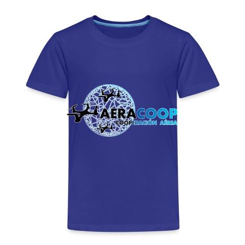 Logotipo de aeracoop - Camiseta premium niño