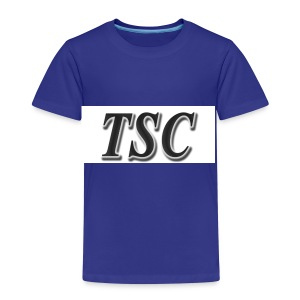 TSC Black Text - Kids' Premium T-Shirt