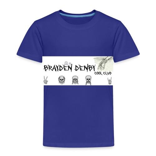 brayden denby exclusive merch - Kids' Premium T-Shirt