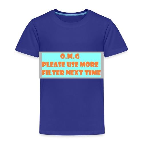 o.m.g - Kids' Premium T-Shirt